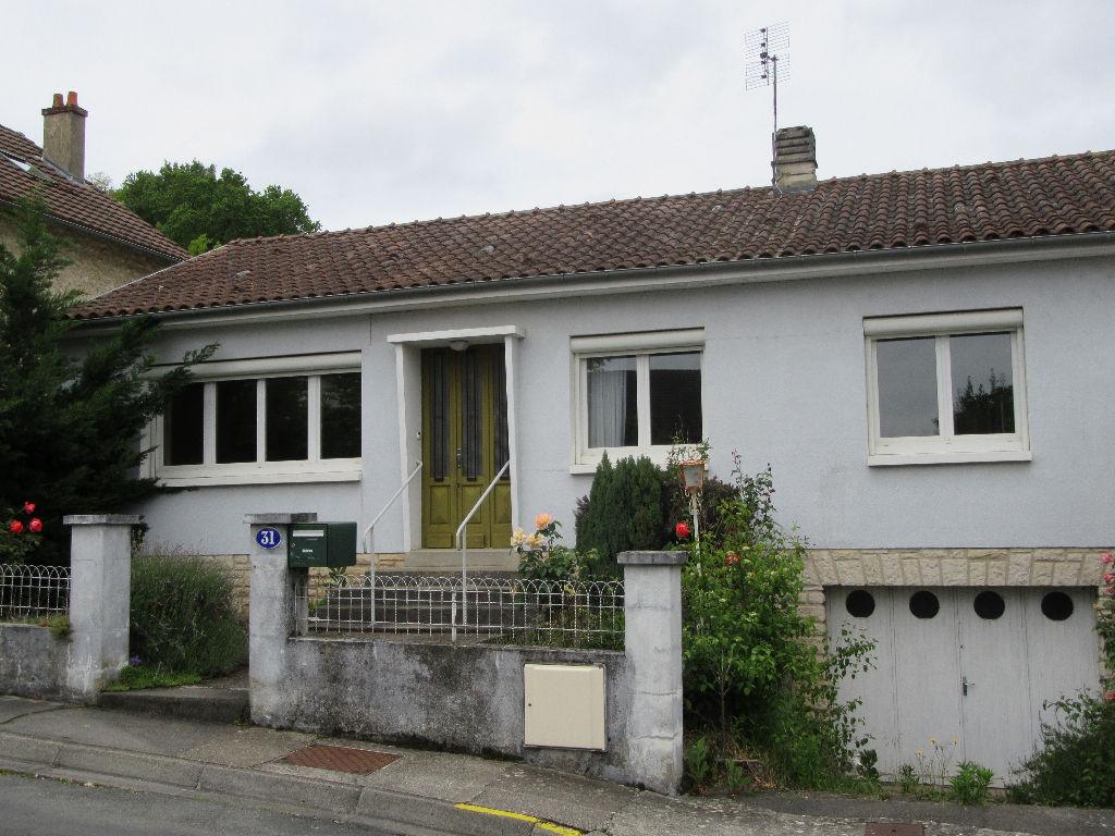 Annonce vente maison p rigueux 24000 92 m 148 400 for Vente maison perigueux