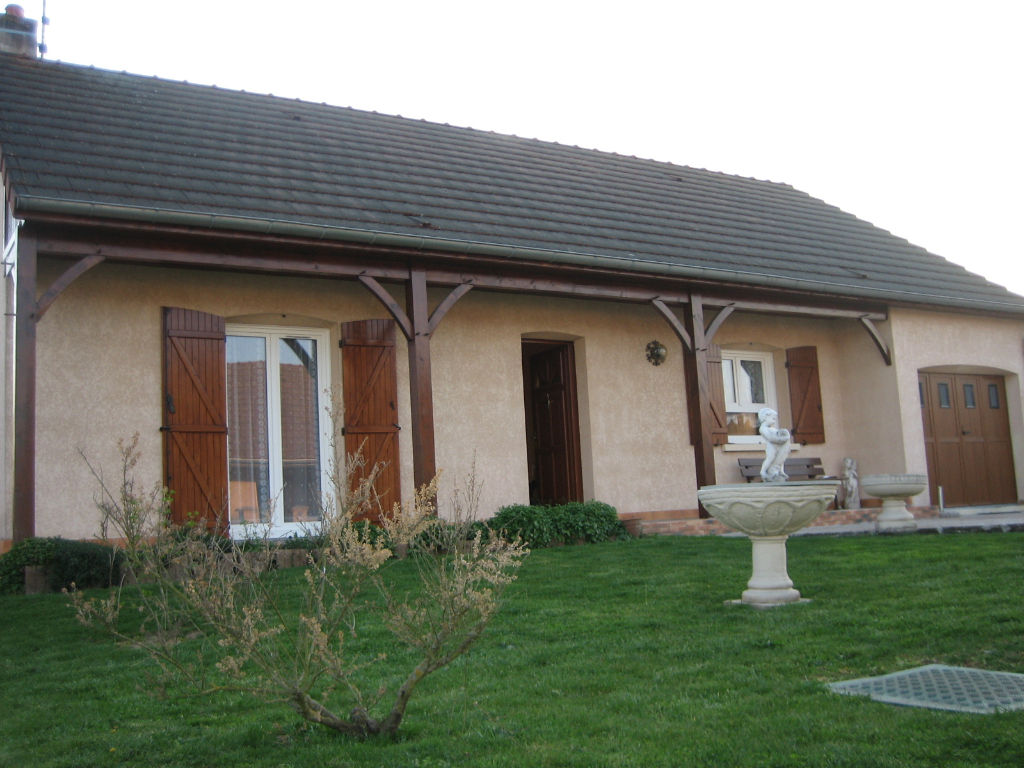 Maison 4 pièces 85 m2 Bourgogne