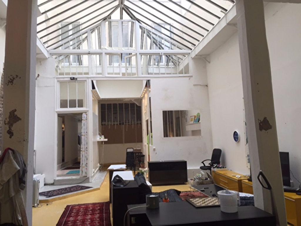 Immobilier paris a vendre vente acheter ach loft paris 75010 - Loft a vendre a paris ...