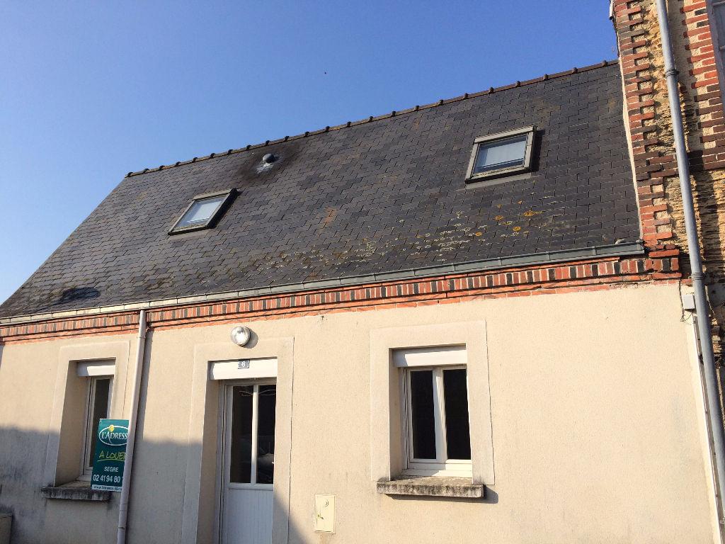 Maison 3 pièces 55 m2 Bouillé-Ménard