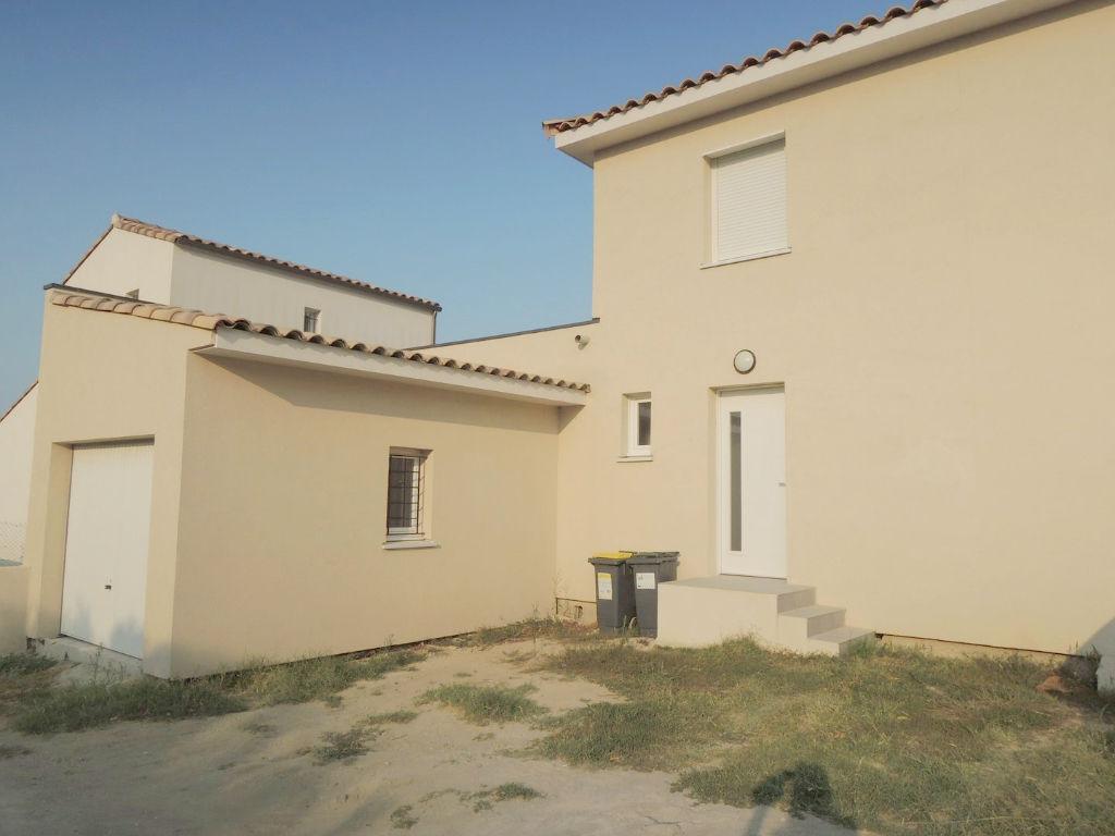 Maison 4 pièces 80 m2 Nages-et-Solorgues