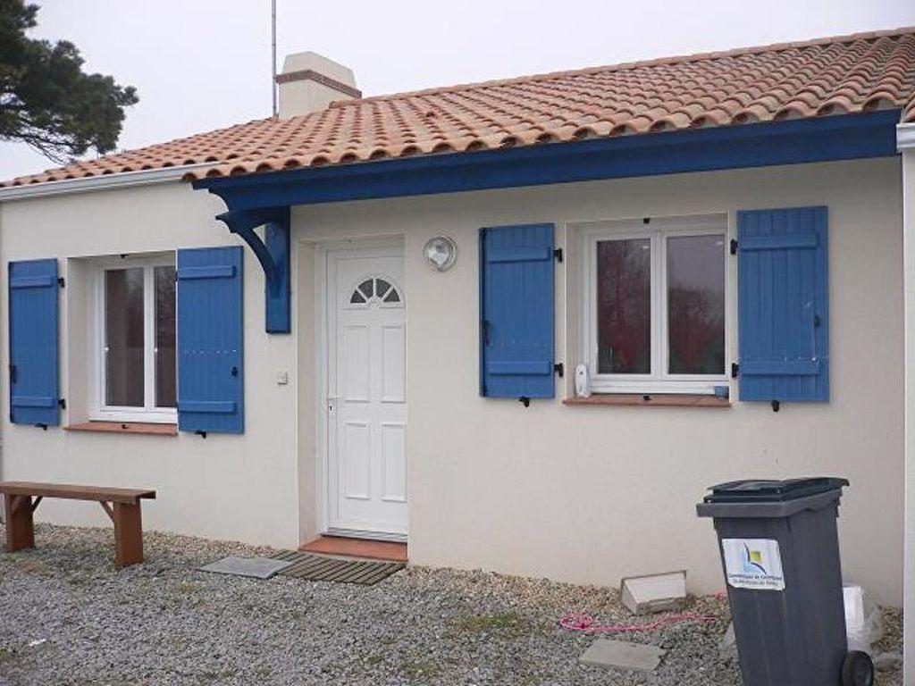 Annonce location maison la barre de monts 85550 65 m for Annonces de location de maison