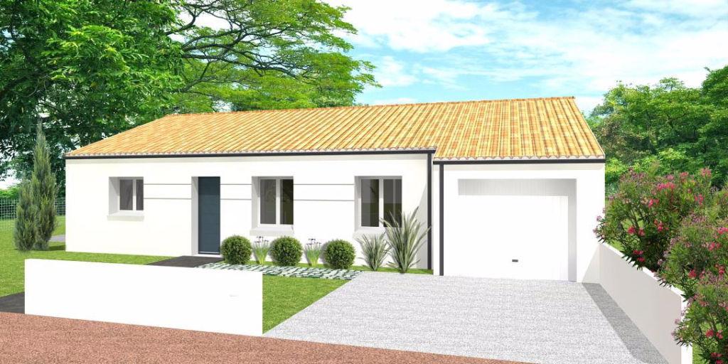 Annonce vente maison saint jean de monts 85160 97 m for Maison saint jean lille