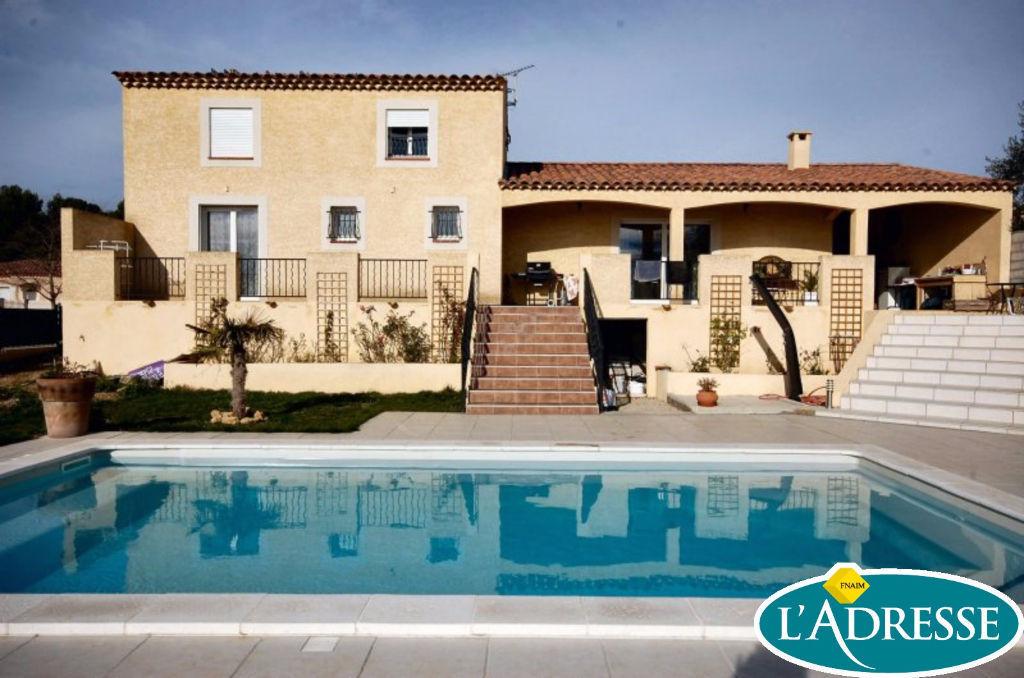 Annonce vente villa salon de provence 13300 162 m for Location villa salon de provence
